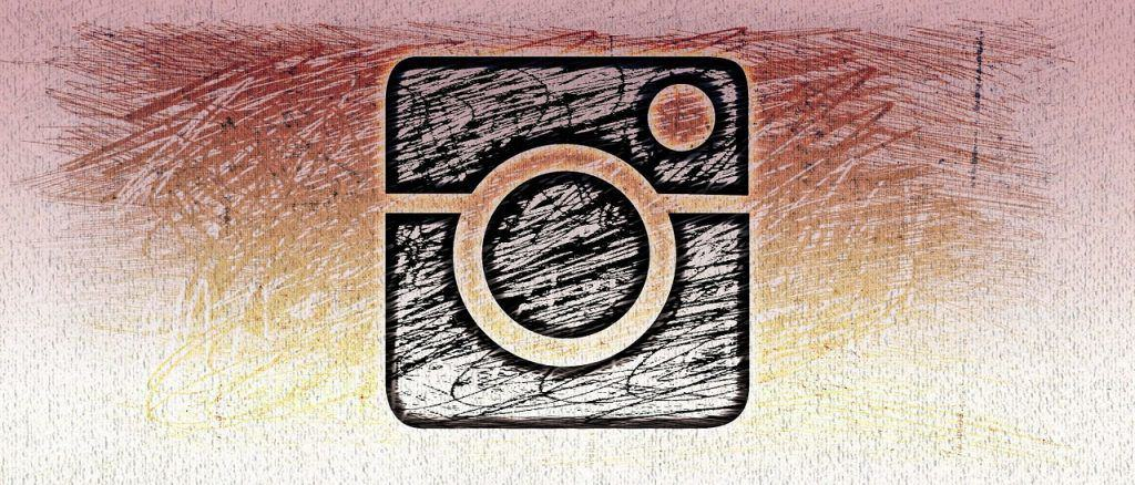 Instagram Logo auf eine andere Art