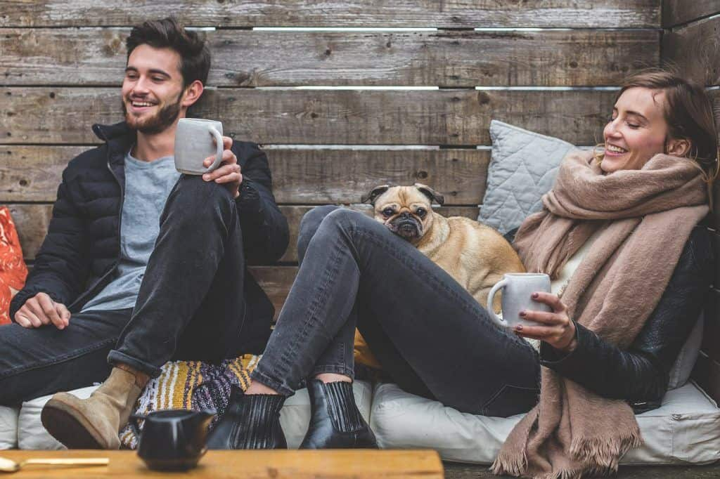 Junge Menschen sind besonders geeignet für Instagram Werbung